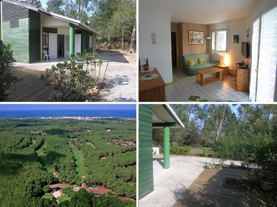 Photo for Semi detached house, 6 people, 2 bedrooms, Lacanau Ocean