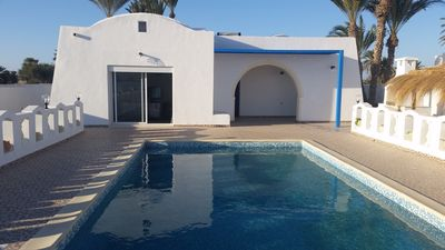 Photo for house with pool tazdaine Djerba