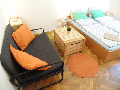 Photo for 2BR Apartment Vacation Rental in Budapest