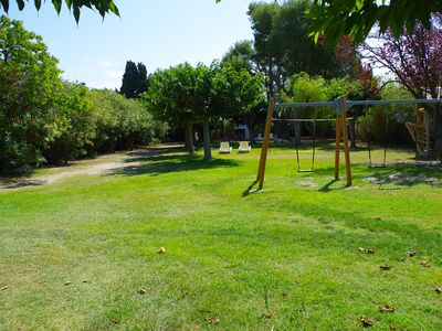 Photo for Rental house in park Valras-Plage