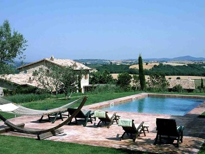 Photo for Villa Molinazzo 10 is a luxury villa in Umbria, swimming pool, air contidioning, 5 bedrooms 5 bathro