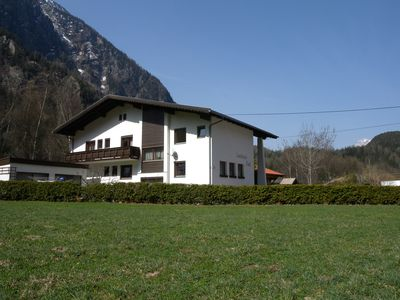 Photo for Holiday apartment with large balcony in the Oetztal