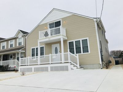Photo for ONLY 3 PRIME WEEKS REMAIN! 4 Bedroom, 4 Bathroom Charmer! 1 block from the Beach