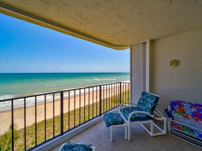 Photo for Ocean front condo for rent