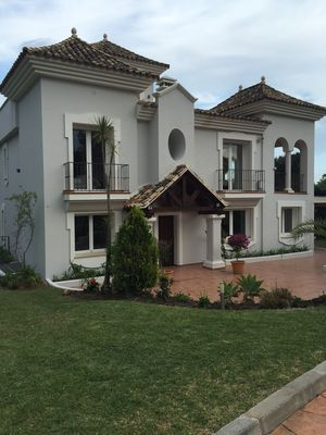 Photo for 5 bedroom villa located in the heart of the golf valley. Perfect for families!