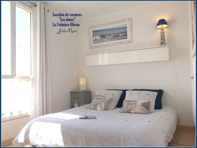 Photo for Studio of starry charm, seaside Cotinière island of Oleron village heart