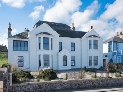 Photo for EAST BAY BEACH HOUSE in North Berwick - sleeping 6+2 in a popular coastal town
