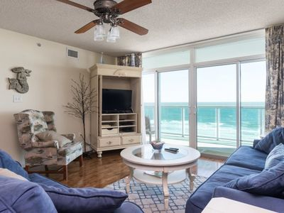 Photo for Lovely 3 bedroom with a gorgeous ocean view! | Laguna Keyes -  604