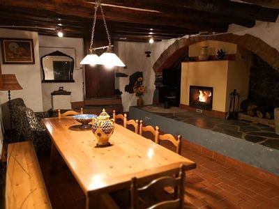 Photo for Self catering El Moli del Montseny for 7 people