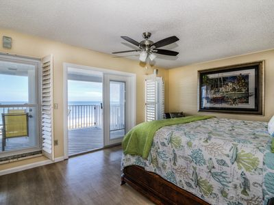 Photo for Family Friendly Beach Penthouse With A Pool And Amazing Sunsets