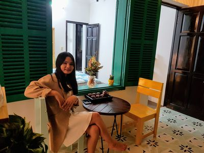 Photo for Soha - 2BR E  NTIRE   balcony FLAT in the Central Hanoi