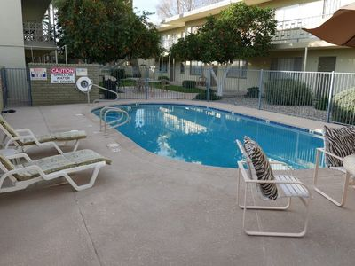 Photo for Fantastic Location- Easy Walk to Scottsdale Old Town/Art District