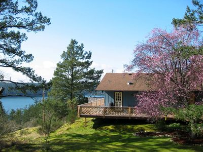 Photo for Beautiful Water Views, Big Deck, & Near the Ferry Landing!