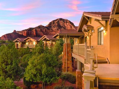 Photo for Wyndham Sedona - Beautiful 2 Bedroom in Arizona's Red Rock Country!