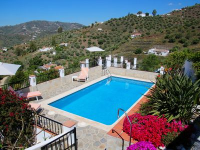 Photo for Charming house in the town of Torrox