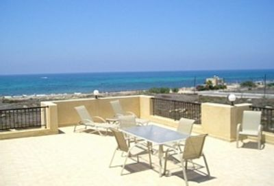 Photo for FABULOUS VIEWS,  WIFI, TWO BEDROOMED PENTHOUSE! LARGE BALCONY, SUNSET VIEWS