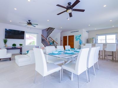 Photo for OCT Rates Discounted...Ocean Views Galore - Rooftop 360` views.. Newly built!