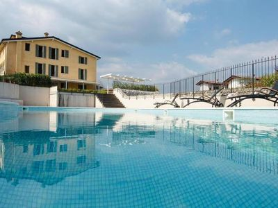 Photo for Residence Palazzo Archi, Polpenazze del Garda  in Westlicher Gardasee - 6 persons