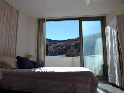 Photo for APARTMENT 34m2 snow front, 1 bedroom, 4/5 people
