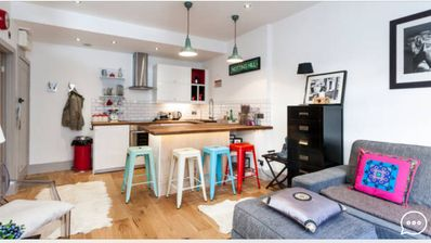 Photo for Newly refurbished Beautiful 1 bed flat in Notting Hill
