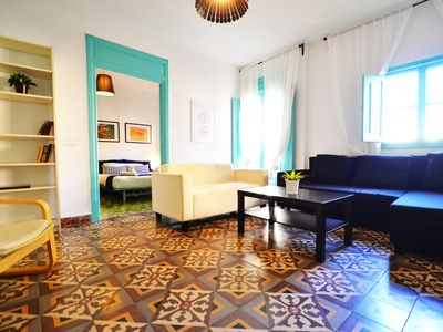 Photo for MAGIC 3B. Enjoy a perfect stay entering in the Palma's center.