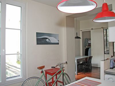 Photo for Family Apartment - Quartier Montorgueil