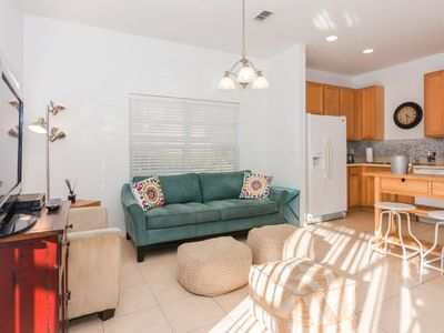 Photo for Vibrant 5 Bedroom Townhome at Coral Cay