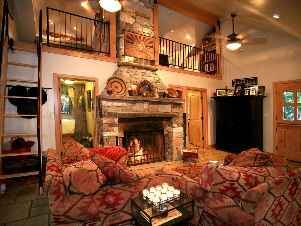 charming streamside cottage close homeaway provo