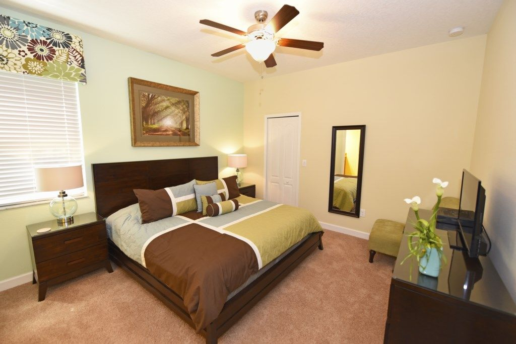 Beautiful 5 Bed Gated Pool Home At Providence Resort