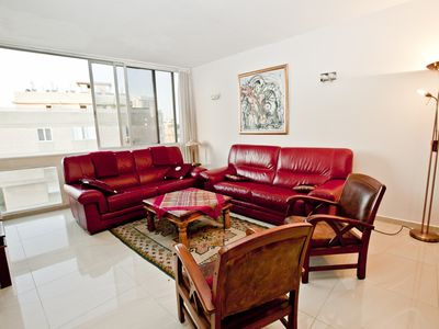 Photo for 2 Bedrooms (Antique) Apartment - 2 Hei be-Iyar Street.