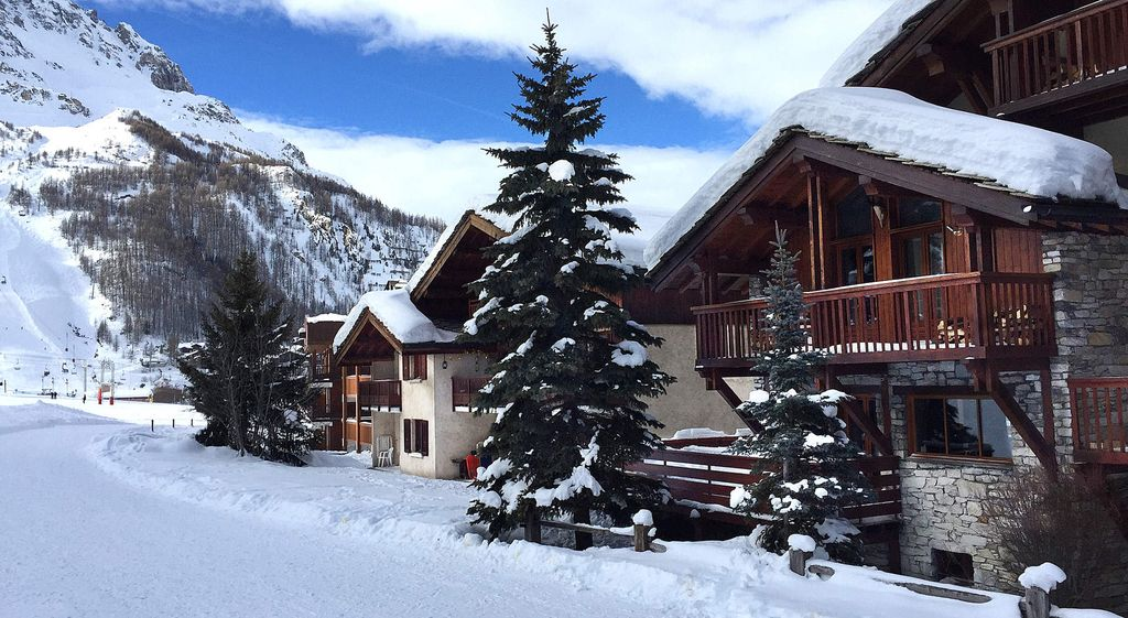 Appartement Herridge avec Ski-in / Ski-out
