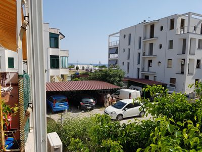 Photo for Delightful apartment near the sea