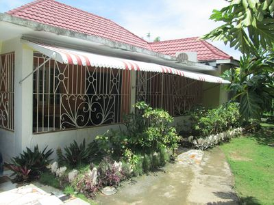 self catered house with optional housekeeper