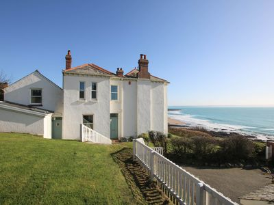 Photo for The White House   5 Bedroom House   Croyde