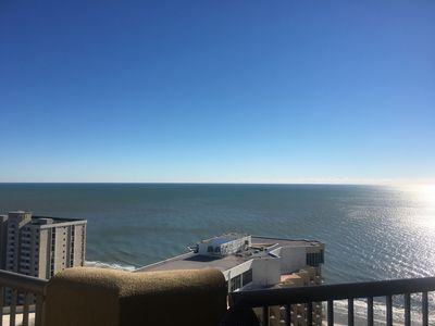 Photo for Royale Palms Penthouse by Hilton Kingston Plantation with Panoramic Ocean-Views