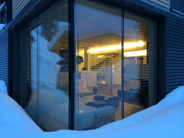 Luxury Almhaus, ski in ski out, ideal for summer and winter