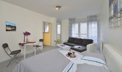 Photo for GRAND T1 BIS All Comfort and renovated in Angers Centre Ville