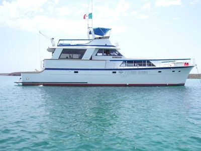 Photo for Charter a Classic Private Yacht in Beautiful Sea of Cortez
