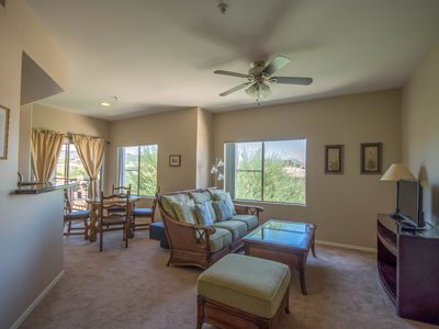 Photo for Cozy 1Bdrm/1Bath Townhome W/ Panoramic Mountain Views - Pool And Spa