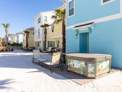 Photo for Margaritaville Resort Orlando - 2 bedroom/2 bath cottage - 3058 Pirate Way - Bikinis and Martinis