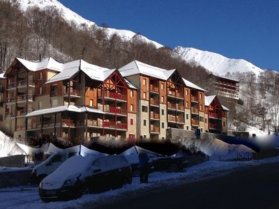 Photo for At the foot of Tourmalet and the Pic du Midi vast luxury apartment, 5 people