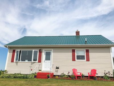Photo for NEW! Quiet Rock Barra Home on Old Farm Near Beach!