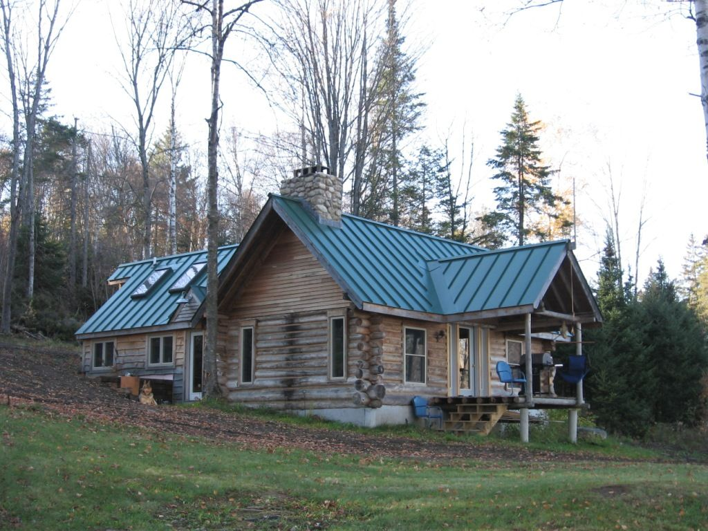 Rustic Authentic Off Grid Log Cabin 15 Minu Vrbo