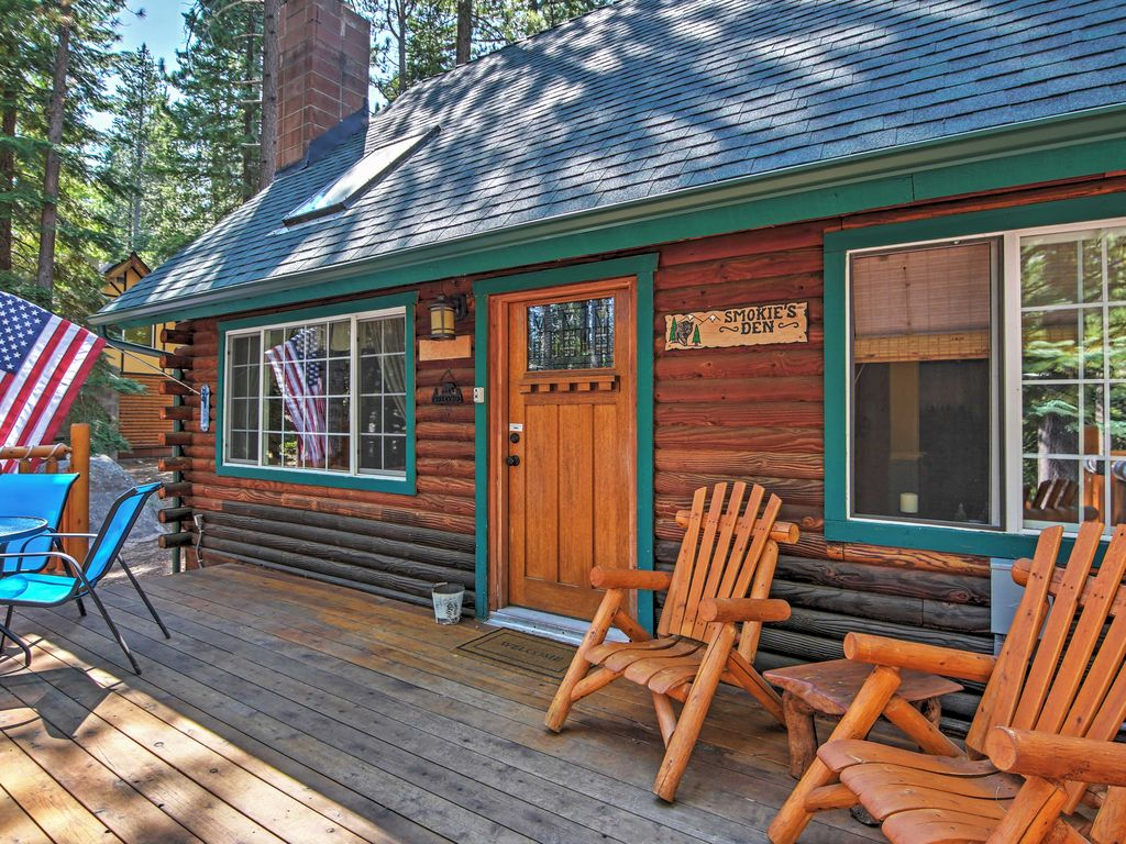 in lake cabins casinos rent near rentals ca tahoe south