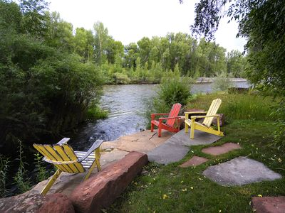Right on the Gunnison River With Fishing Access! Quiet & Private 2 Acres!