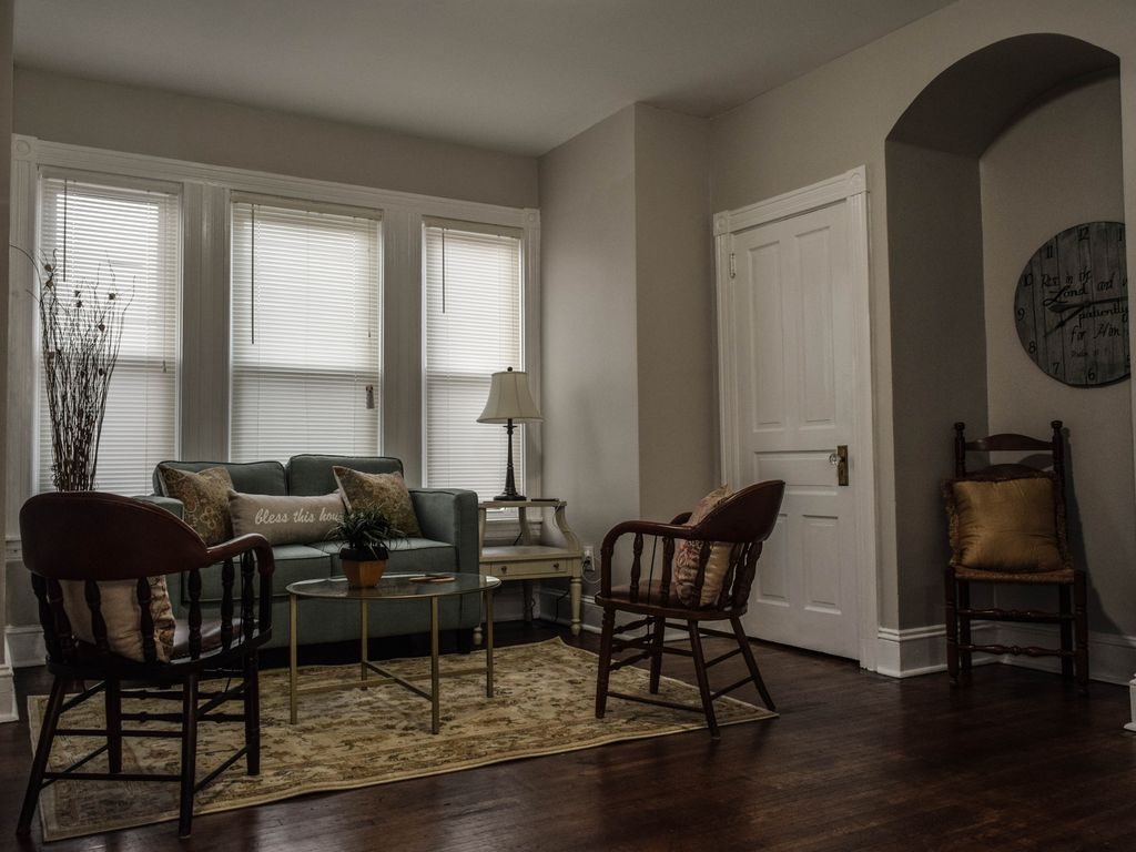 The Cozy and Homely Townhouse