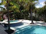 500 yards from Ocean and Private Beach Home on Hutchinson Island