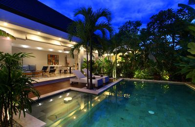 Photo for #KJ8 10BR Central Seminyak 500m Beach Villa