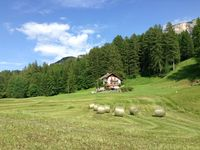 Beautiful chalet over looking Cortina.