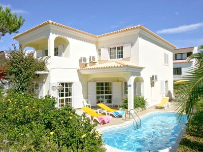 Photo for Beautiful villa located less than five minutes walk from the Old Village